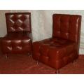 Кресло без подлокотников