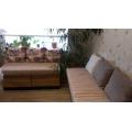 Съемные сиденья и спинки