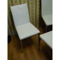 Перетяжка стульев на металлокаркасе