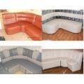 Малогабаритные кухонные угловые диваны
