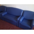 Комплект мебели для детского сада диван и два кресла