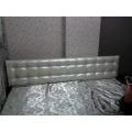Иготовление накладной спинки кровати