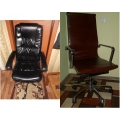Поворотные офисные кресла руководителя