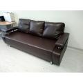 Офисный диван с подушками